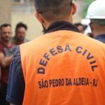 SÃO PEDRO DA ALDEIA – Moradores de São Pedro da Aldeia podem receber alertas de chuva por SMS da Defesa Civil