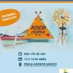 SÃO PEDRO DA ALDEIA – Aldeia Criativa é atração em São Pedro da Aldeia neste sábado (13) e domingo (14)