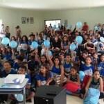SÃO PEDRO DA ALDEIA – Escolas Municipais realizam atividades em alusão ao Dia Mundial de Conscientização do Autismo