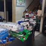 AÇÕES POLICIAIS – Polícia apreende produtos eletrônicos sem nota fiscal na RJ-140, em São Pedro da Aldeia
