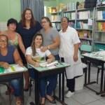 SÃO PEDRO DA ALDEIA – Programa Saúde na Escola realiza atividades na E.M. Carolina Nazareth Teixeira Pinheiro