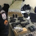 AÇÕES POLICIAIS – Dois suspeitos de tráfico são mortos após troca de tiros com a PM na Região dos Lagos