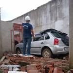 SÃO PEDRO DA ALDEIA – Defesa Civil registra ocorrências de destelhamentos após chuva e ventania em São Pedro da Aldeia