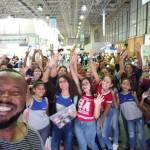 SÃO PEDRO DA ALDEIA – ALUNOS DO BAIRRO PRAIA LINDA VISITAM A BIENAL DO LIVRO
