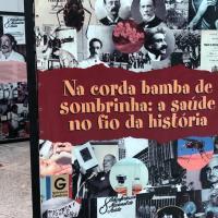 CABO FRIO – Park Lagos recebe exposição da Fiocruz sobre evolução da saúde no Brasil