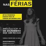SÃO PEDRO DA ALDEIA – Aulão de teatro na Escola de Artes