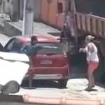 AÇÕES POLICIAIS – Homem é preso no RJ após atirar na madrasta no dia de Natal