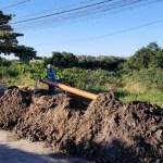 SÃO PEDRO DA ALDEIA – Obra de esgoto na Ponta do Ambrósio e Vinhateiro protege a Lagoa de Araruama