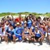 SÃO PEDRO DA ALDEIA – Atividades do Projeto Defesinha chegam à Praia das Conchas