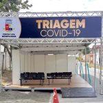 Prefeitura de Araruama monta Centro de Triagem para identificar suspeitos com o novo coronavírus