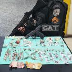 Suspeito de tráfico morre após troca de tiros com Polícia Militar no bairro Manoel Corrêa
