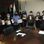 São Pedro da Aldeia adere à campanha Sinal Vermelho Contra a Violência Doméstica