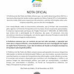 Prefeitura de São Pedro da Aldeia divulga Nota Oficial sobre Operação da PF e CGU