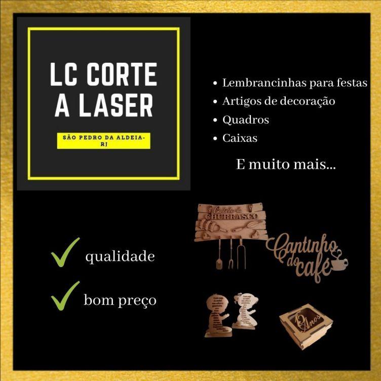 LC Corte a Laser em São Pedro da Aldeia