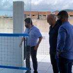 Fábio do Pastel realiza ações no primeiro dia útil de governo em São Pedro da Aldeia