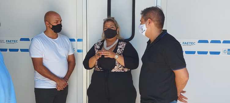 Projetos de capacitação profissional são apresentados à prefeitura de São Pedro da Aldeia