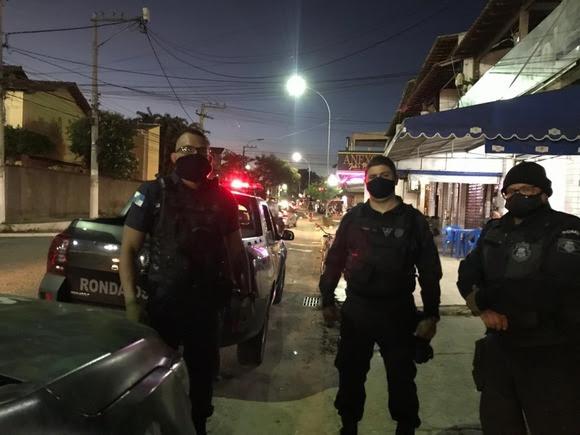 Prefeitura de Cabo Frio notifica bares da Rua Porto Alegre para suspensão de som alto
