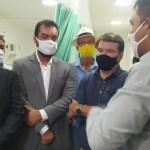 Governador do Rio anuncia reabertura de 50 leitos de UTI para pacientes com Covid-19 na Região dos Lagos