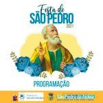 Paróquia São Pedro divulga programação religiosa da festa do padroeiro