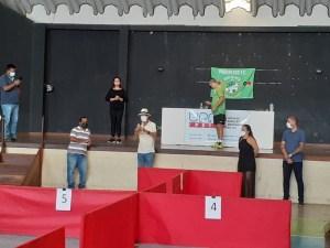 Ginásio Poliesportivo de Tamoios sedia campeonato de tênis de mesa