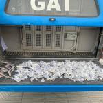 GAT 1 prende homem com cocaína e maconha na Praia do Siqueira