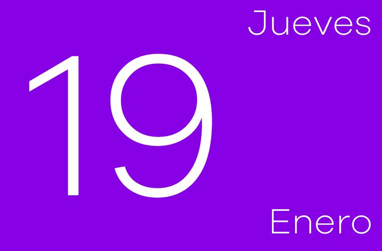 Hoy19deenero