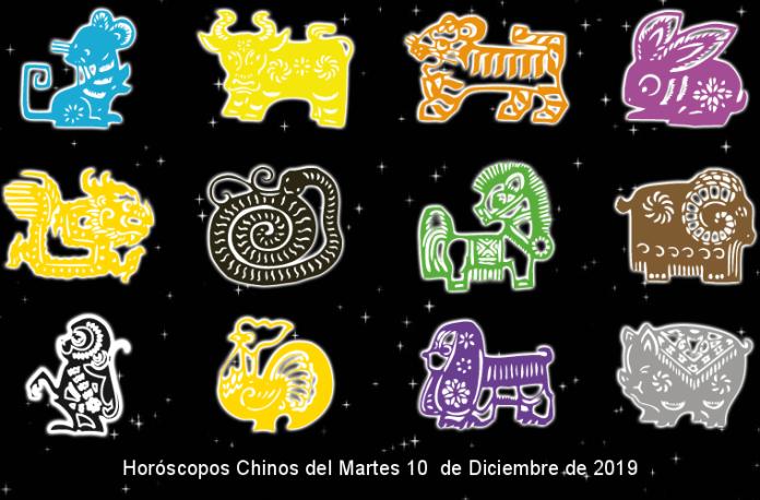 Horoscopos Chinos