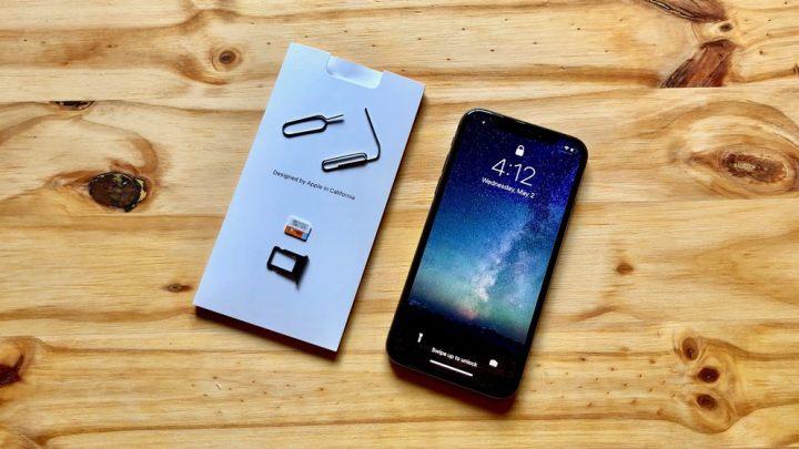 Versão beta do iOS 12 sugere a chegada de iPhone Dual Sim