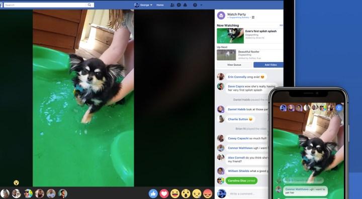 facebook watch party - Facebook lança globalmente o Watch Party