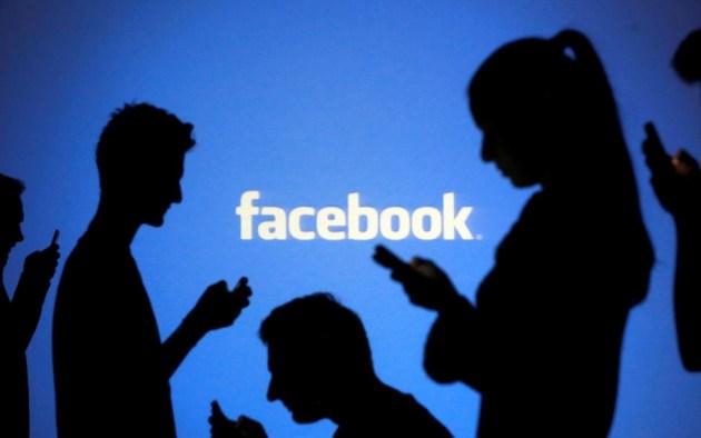 Facebook logótipo