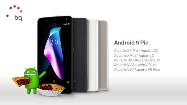 BQ Android Pie - bq revela quais os seus dispositivos que vão receber o Android Pie