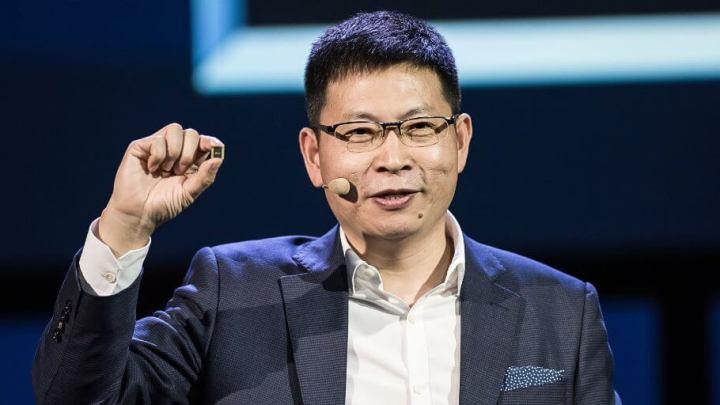 Huawei CEO RIchard Yu - CEO confirma Huawei P30 para 2019 com Kirin 980