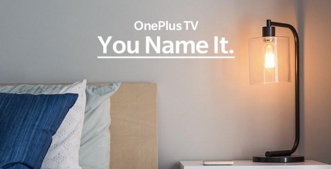 Oneplus TV - OnePlus TV deverá ser lançada em 2020