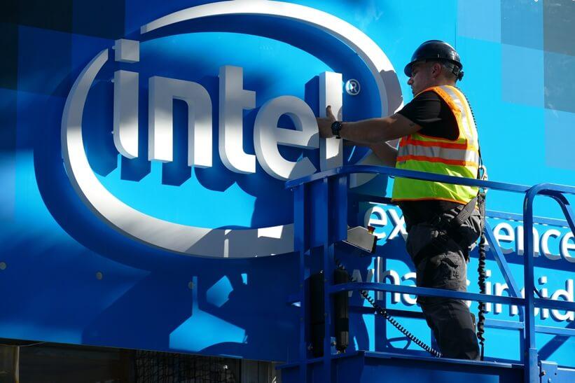 Intel logo - Intel afirma que continua a ter os melhores processadores para jogos