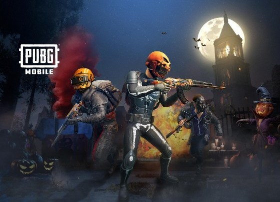 oubg mobile - PUBG Mobile: chegou o modo noturno e a temática do Halloween