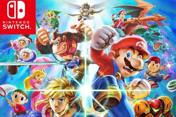 Super Smash Bros Ultimate - Super Smash Bros Ultimate não contará com super-heróis ou personagens de filmes/séries