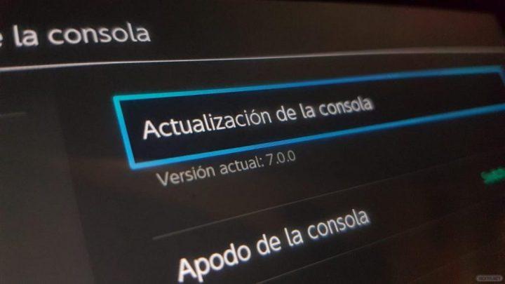 Nintendo lança firmware 7.0.0 para a Switch