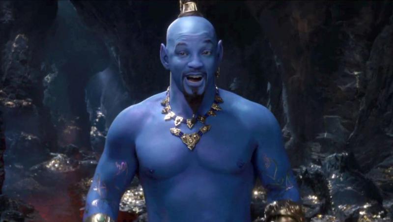 Aladdin trailer - Disney lança um novo trailer do seu próximo filme Aladdin