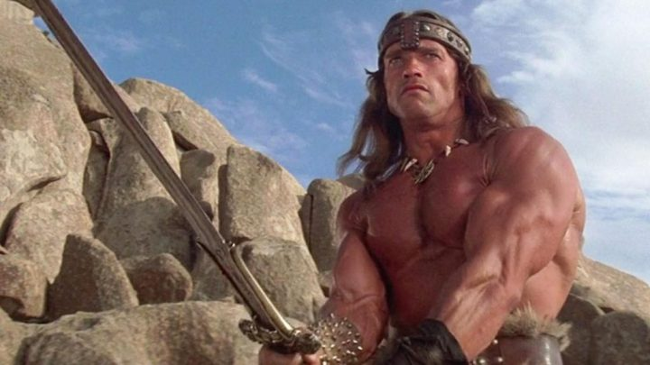 Arnold Schwarzenegger ainda quer fazer um filme do Conan