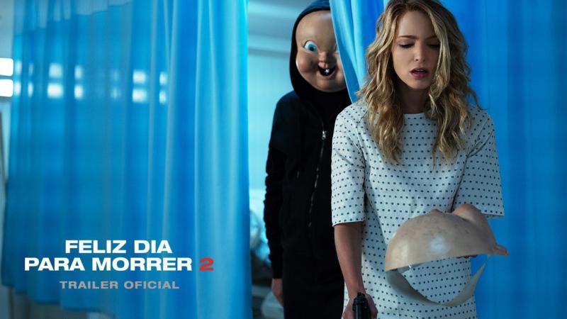 Feliz Dia para Morrer 2 estreia no dia dos namorados