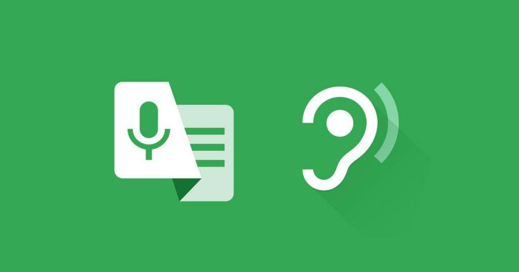 Live Transcribe - Google lança duas novas aplicações para ajudar pessoas com deficiência auditiva