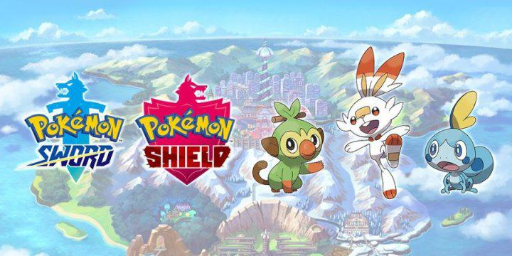 Pokémon Sword e Pokémon Shield - Avistados mais Pokémon em Pokémon Sword e Pokémon Shield