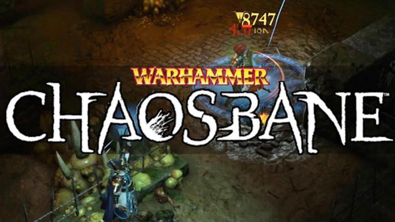 Warhammer ChaosBane - Warhammer ChaosBane já tem data oficial para chegar à PlayStation 4, Xbox One e PC