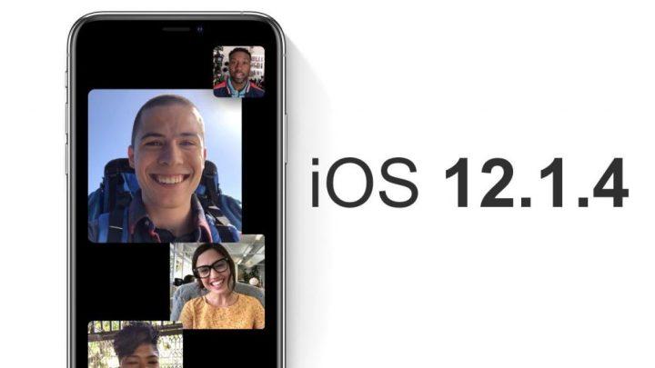 Apple lança correcção para o Bug do FaceTime