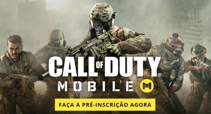 Call of Duty Mobile - Activision lança a versão beta do Call of Duty: Mobile