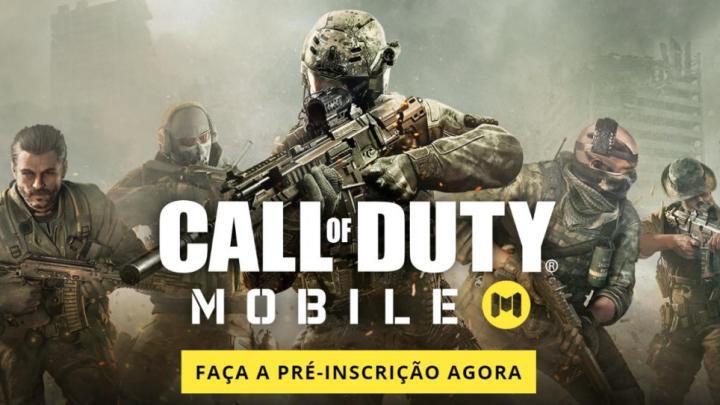 Call of Duty Mobile - Call of Duty: Mobile já tem data para chegar ao Android e ao iOS