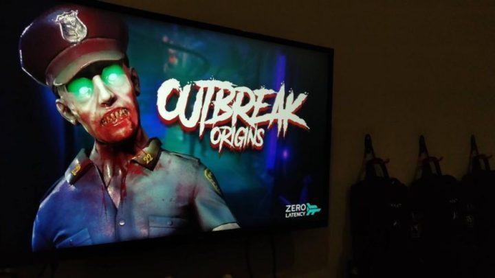 Outbreak Origins 1 - Fomos experimentar o Outbreak Origins no Zero Latency Lisboa