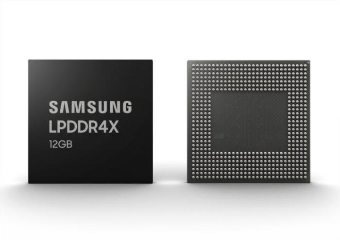 Samsung 12GB DRAM LPDDR4X 2 - Samsung anuncia DRAM LPDDR4X de 12GB para smartphones de última geração