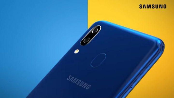Samsung Galaxy M20 - Samsung Galaxy M20 já está à venda em Portugal