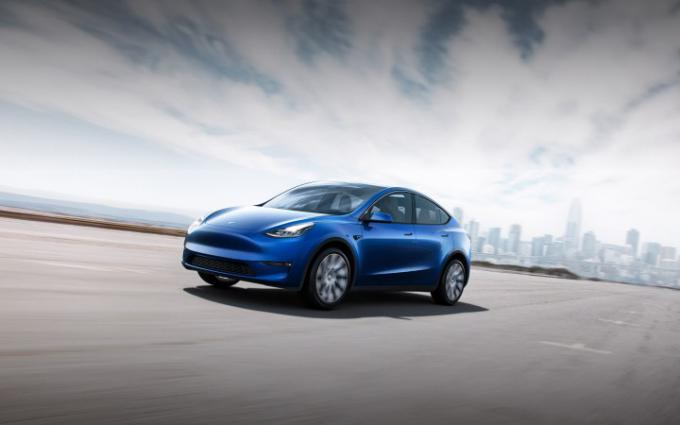 Tesla Model Y 2 - Tesla Model Y já é oficial